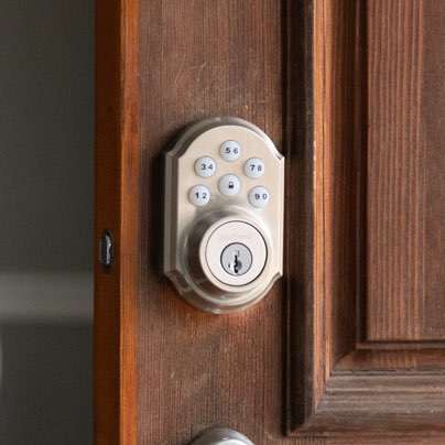 Toledo security smartlock
